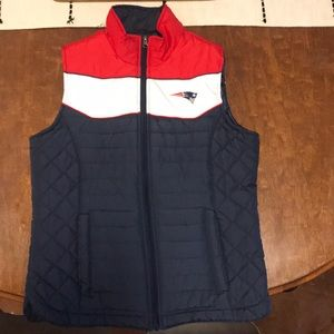 New England Patriots NFL Womens Vest